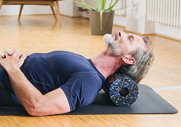 Nacken entspannen