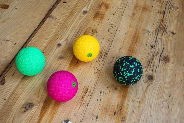 Wandern blackroll ball