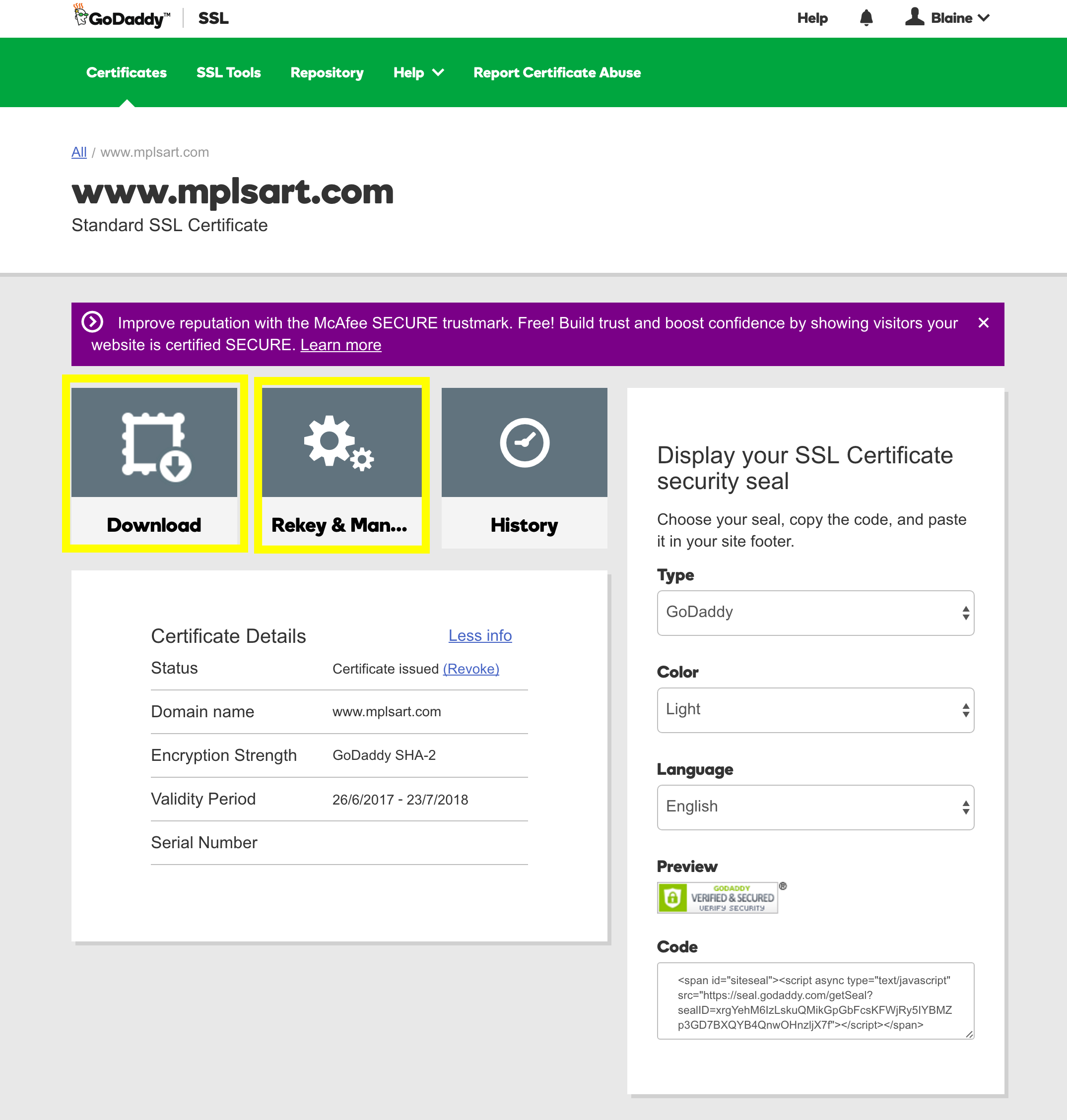 How To Get Appengine Godaddy Android Ssl Certs To Actually Work