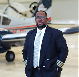 Capt. TJ Thompson Profile Picture