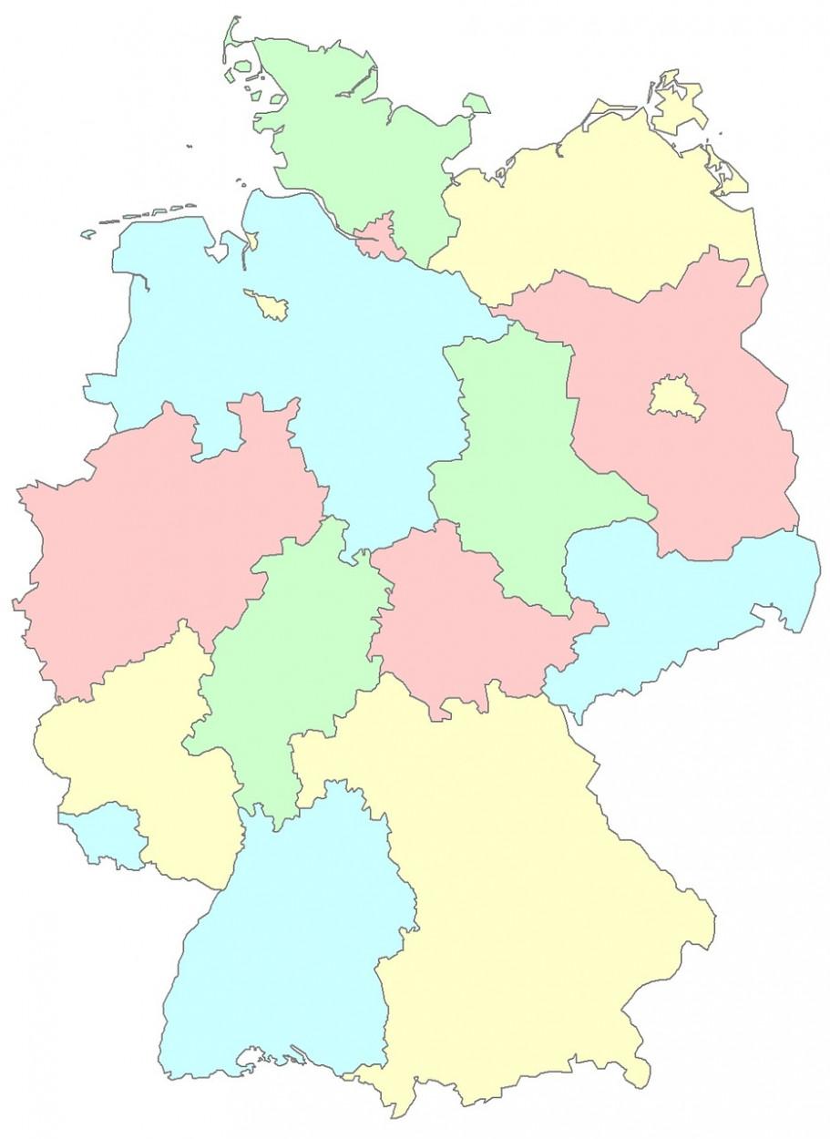 German States Test