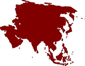 Test ze znajomości Azji - klasa VIII