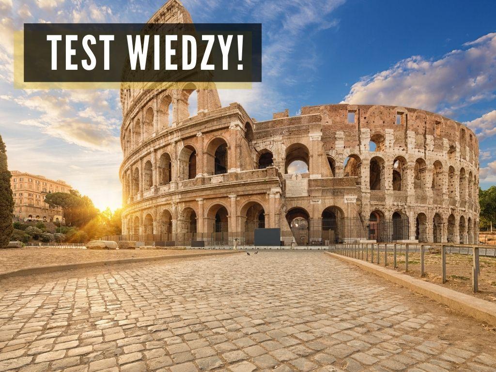 3. Starożytny Rzym
