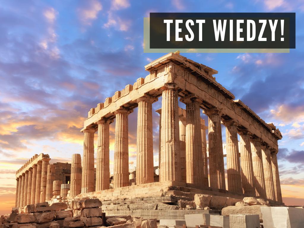 2. Starożytna Grecja