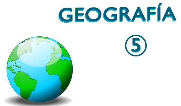 Geografia para el quinto grado