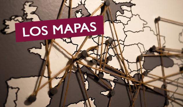 ¿Para que sirven los mapas?