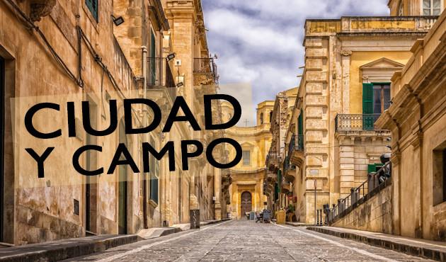 Ciudad y Campo