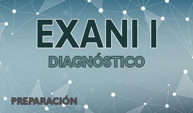 EXANI-I de Diagnóstico. Preparación