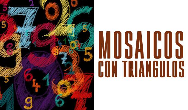 Mosaicos con Triángulos