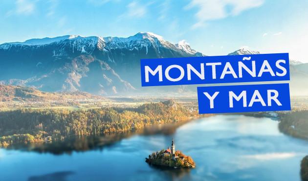 Montañas y Mar