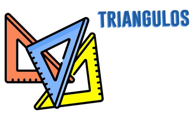 Figuras planas - triángulos