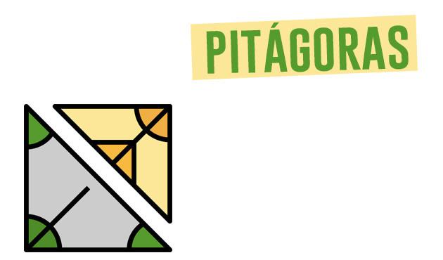 Teorema de Pitágoras en línea