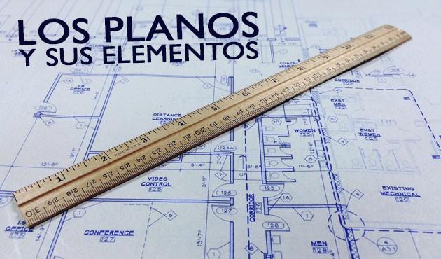 Los planos y sus elementos