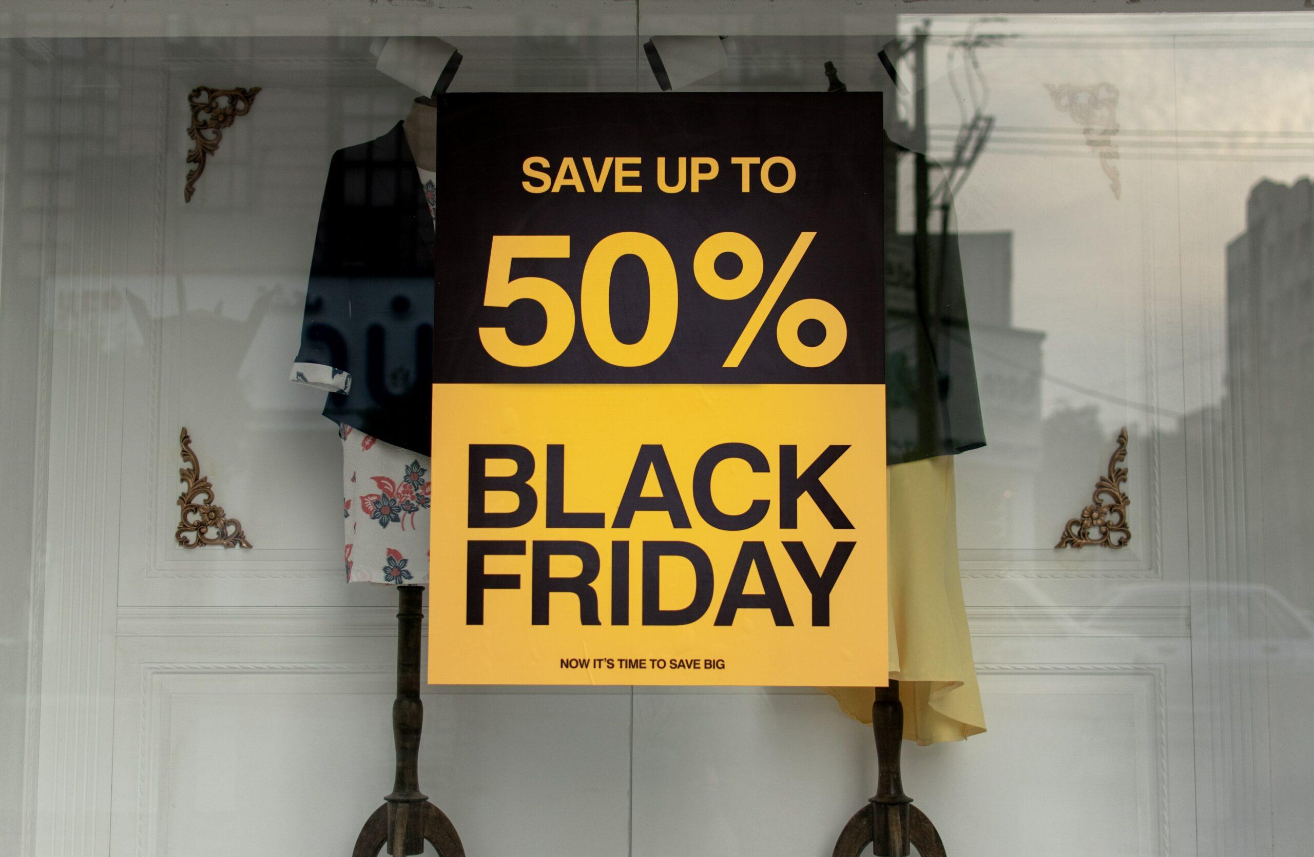 Black Friday i Cyber Monday, czyli jak przygotować e-sklep na wyprzedażowe szaleństwo?