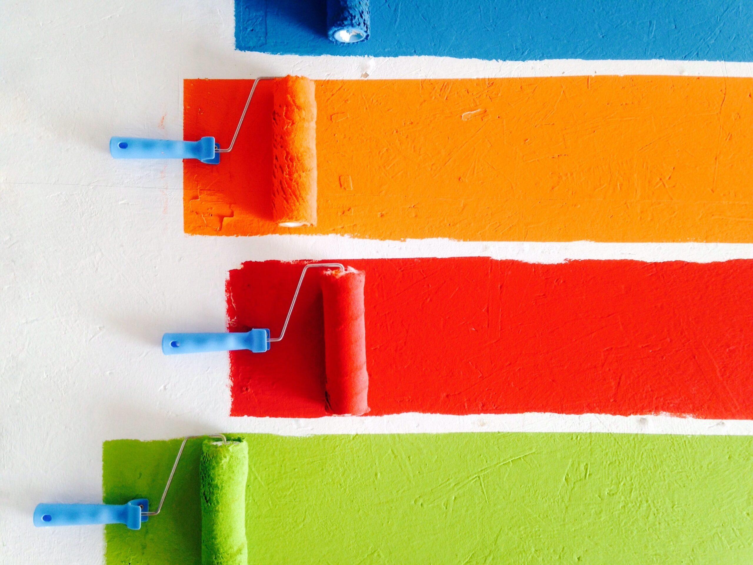 Jak wysłać farby kurierem?