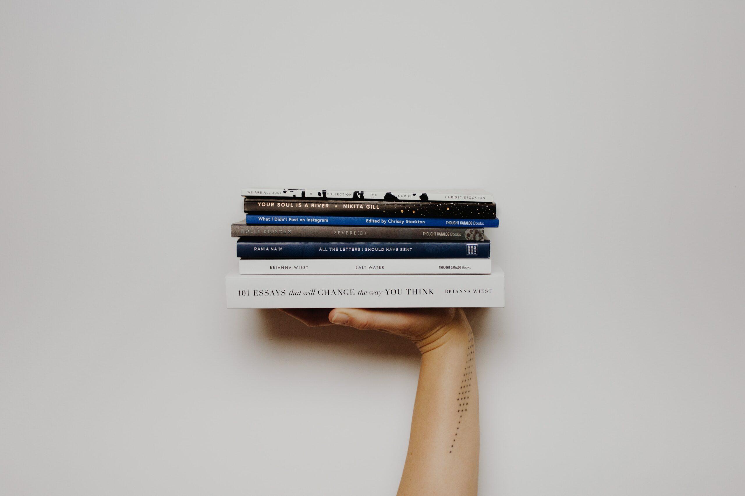 Jak wysłać książki kurierem?