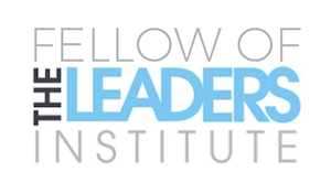 Fellow of The Leaders Institute certificate mark