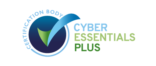 Cyber Essentials Plus Certification Body certificate mark