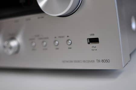 Sony DHC-MD777からONKYO TX-8050へ