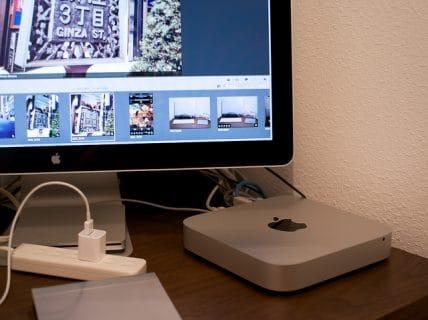 Mac mini Late 2012を使い始めました。