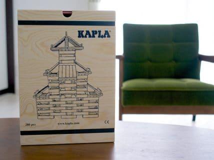 フランス生まれの積み木KAPLA