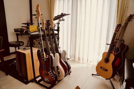 サウンドハウスでギタースタンド CLASSIC PRO GST4を買う