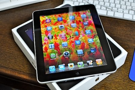 iPad Wi-Fi 64GB.
