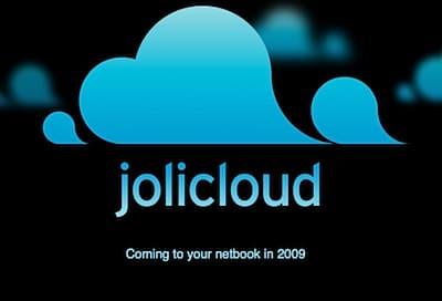 Jolicloud、Netbook向けOSらしいですが。。。