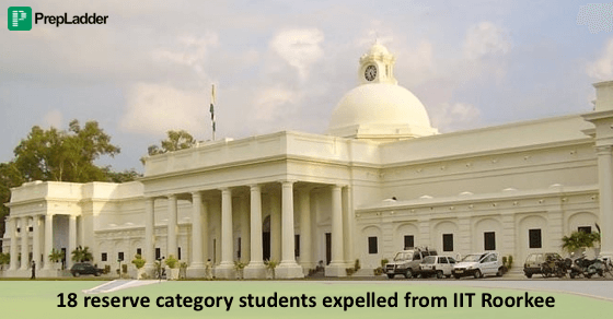 18 expelled students taken back by IIT Roorkee