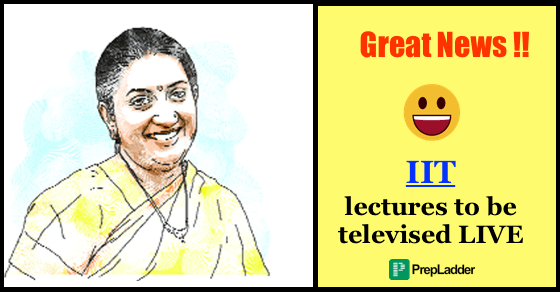 HRD Ministry all set to launch 32 DTH Channels to live telecast IIT Lectures