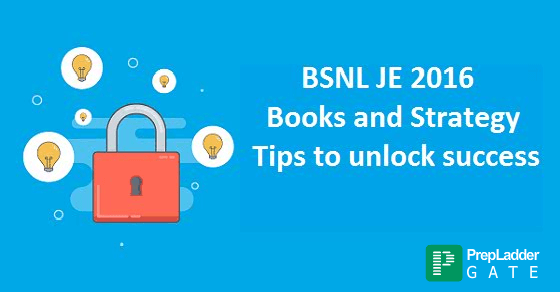 Best books for BSNL JE 2016