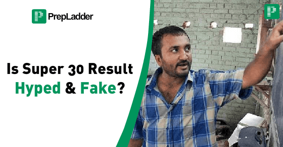 Is Super 30 IIT result faked and hyped up?