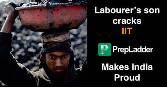 Labourer's son crack IITs | Proud moment for all Indians