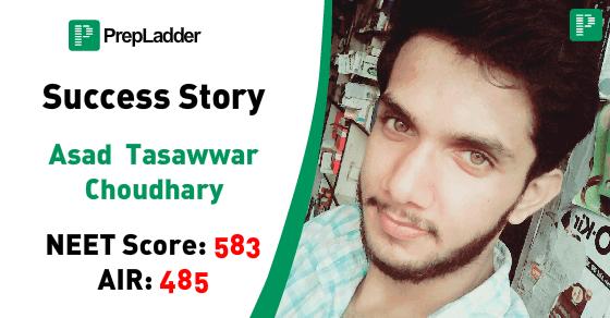 PrepLadder Interview : Asad Tasawwar Choudhary