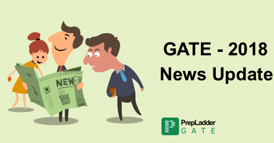 update GATE - 2017 prepladder
