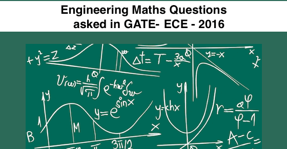 Gate Previous Question Papers With Solutions For Ece Pdf