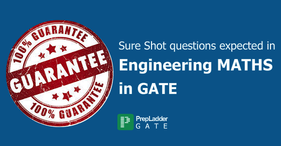 expected questions in GATE 2017