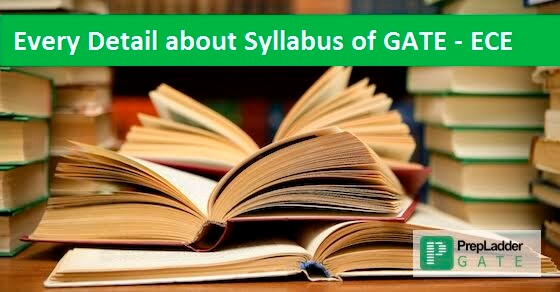 syllabus for GATE ECE 2017
