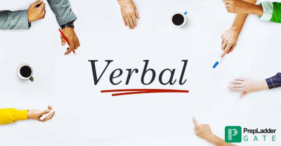 verbal prepladder gate