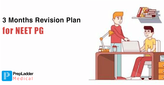 3 months Revision Plan for NEET-PG