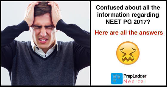 Everything we know about NEET PG 2017 till now