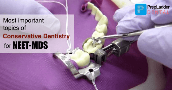 Most Important Topics of Conservative Dentistry