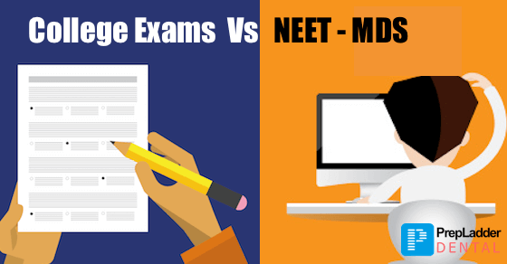What makes NEET MDS different from college exams!