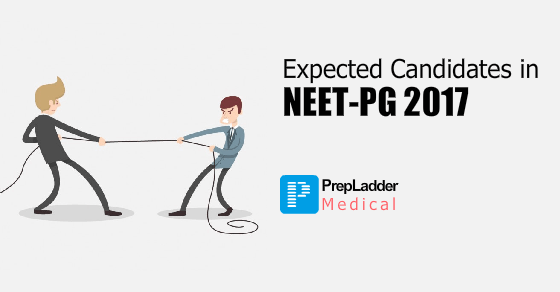 Expected Number of Candidates in NEET PG 2017