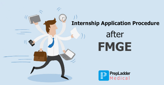 Internship Application Procedure After Passing FMGE