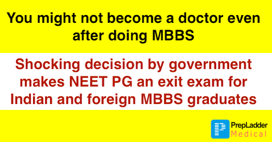 Centre plans exit exam for MBBS Students