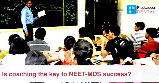 How to Get Through NEET MDS 2017 without Coaching