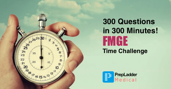 How to Attempt 300 Questions in 300 Minutes for FMGE?