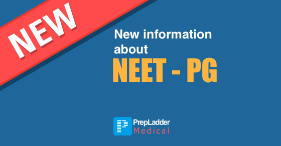 Latest info about NEET PG you cannot afford to miss