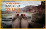 Walkabout Book Tour 2013